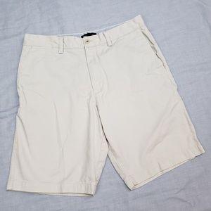 Banana Republic Shorts Cotton Khaki Chinos Basic